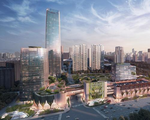 Rosewood Ningbo set for 'new green landmark' in the heart of ancient Chinese city