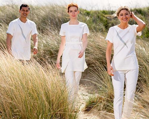 Can your spa uniforms take the heat?