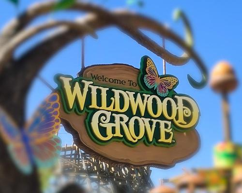 Wildwood Grove is the first expansion of the theme park since 2008