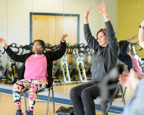 How is Japanese radio helping the over 55s get more physically active?