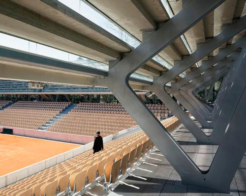 Roland Garros gets new greenhouse-flanked tennis court in controversial development