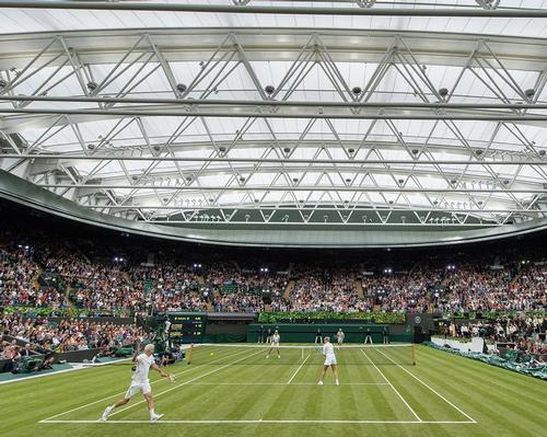 All England Club completes work on No 1 court roof