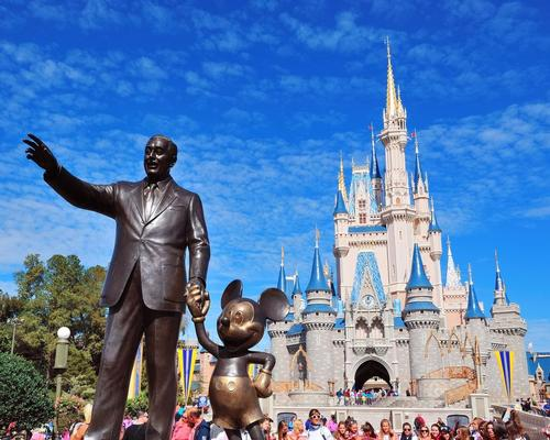 157 million people visited Disney's parks in 2018
