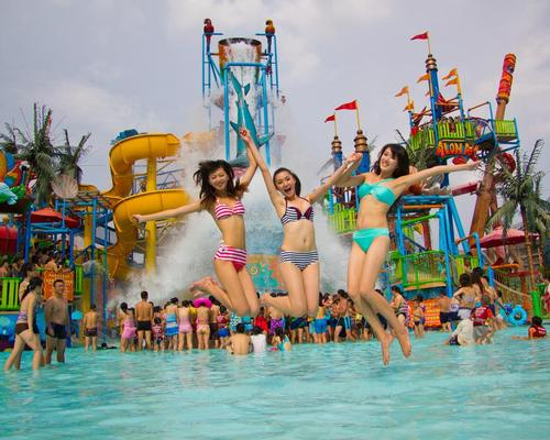 Chimelong Water Park continues to be the world's most visited, with 2.74 million people coming through its gates in 2018