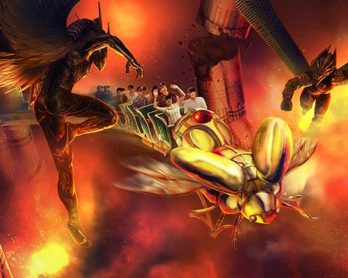 Lionsgate announces details of rides and VR experiences for Chinese theme park