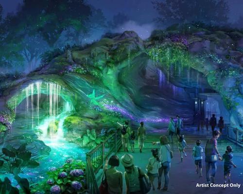 Disney breaks ground on Fantasy Springs expansion of Tokyo DisneySea