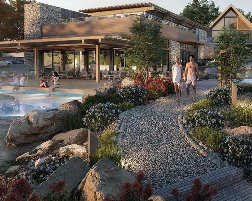 Groupe Nordik to open CA$50m nature spa in Alberta