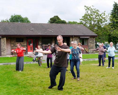 Lancashire's Up and Active project returning '£28 for every £1'