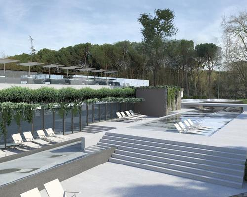 bbspa∂ners begin work on two projects in Italy's Wellness Valley