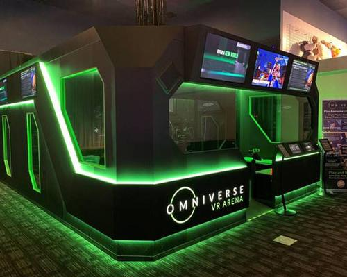 Virtuix opens first VR Arena in Texas