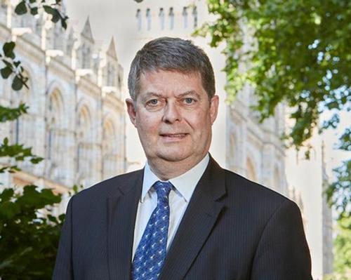 Sir Michael Dixon has been director of London's Natural History Museum since 2004 / Trustees of the Natural History Museum