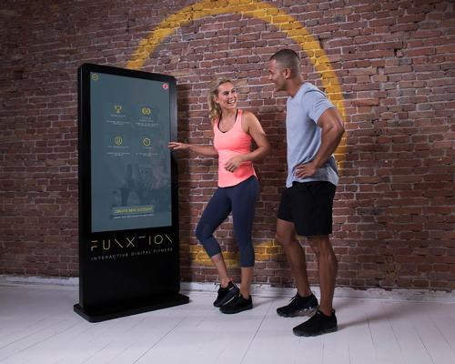 Funxtion's experiential multi-screen solution 'engages members and supports trainers'