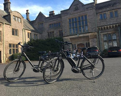 On site activities will include ebike hire, archery and clay pigeon shooting