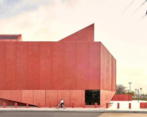 The design of the US$16m (€14m, £12.6m) museum was inspired by a dream by artist and philanthropist Linda Pace, who died in 2007 / Ruby City / Adjaye Associates