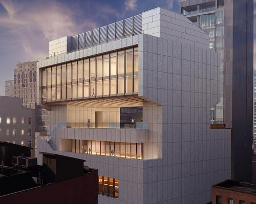 Bonetti/Kozerski-designed Pace Gallery set to debut in September