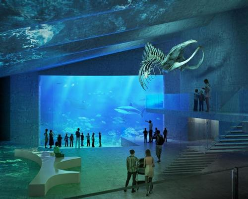 Pumar Architekten to create new aquarium for world's oldest zoo