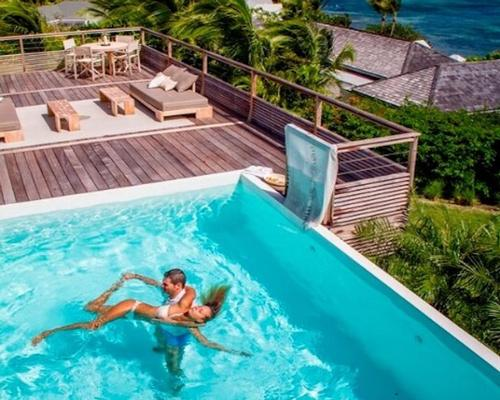 Private lagoon watsu treatment, detox elixirs: Le Sereno St Barths debuts new spa