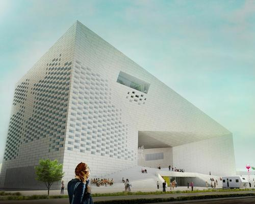 Bjarke Ingels-designed MÉCA to open in Bordeaux this month