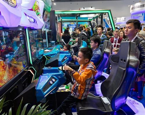 Major gamer-themed amusement park to tap into Chinese gaming craze