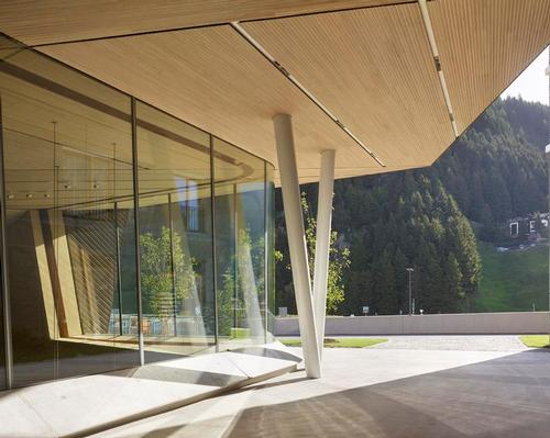Studio Seilern create first-of-its-kind concert hall for Swiss village