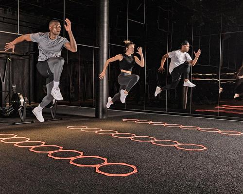 One of the two new exercise products is Ceremony, a 45-minute functional training workout