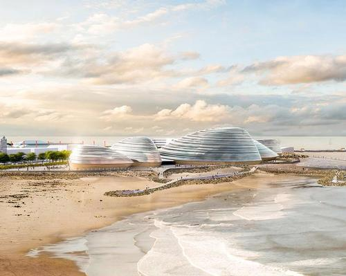 Conceptual designs for Eden Project North were released last year