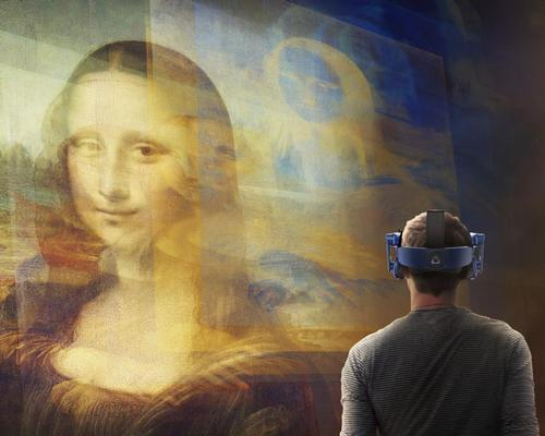 Louvre to open first VR experience in partnership with HTC Vive Arts and Emissive