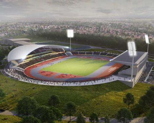 The £70m redevelopment of the stadium will increase the stadium's permanent seating capacity from 12,700 to 18,000