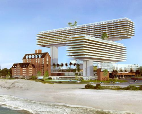 Cipriani to spend US$450m on revamp of Uruguayan mega-hotel