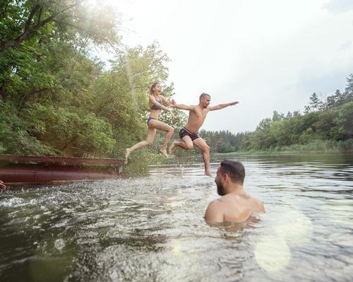 Inland swimming is increasing in popularity, but not all open water is suitable for swimming