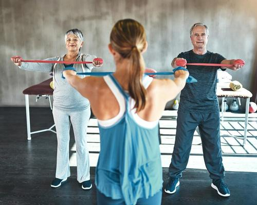 People aged 65 or older currently make up 12 per cent of leisure centre members