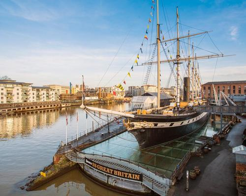 The SS Great Britain is one of many notable heritage projects to benefit from the UK's National Lottery in the 25 years since its inception