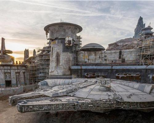 <i>Star Wars: Galaxy's Edge</i> opened at the end of May 2019 and is proving to be a popular addition to the Disneyland resort