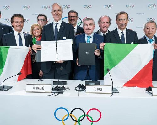 Milan-Cortina will host the 2026 Olympic and Paralymic Games