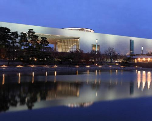 The National Museum of Korea's 'cultural heritage management system' is to be remodelled for art galleries / Shutterstock