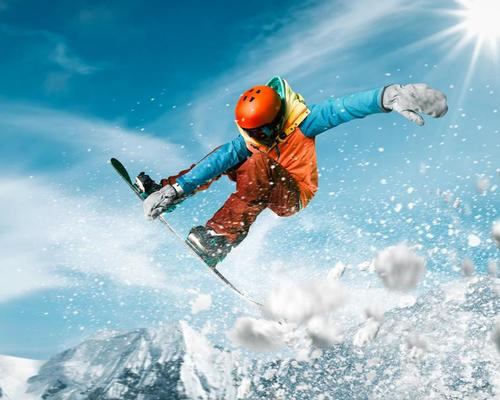 Snowboarding is one of the sports to gain additional funding as GB chases medal success at the 2022 Beijing winter games / Shutterstock