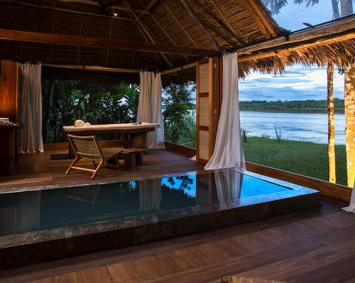 Inkaterra reveals new Amazonian spa with a menu using ancient Peruvian healing techniques