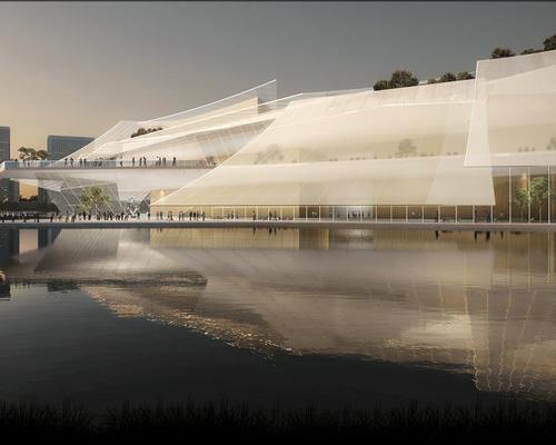 MAD has designed a world class venue / Ma Yansong