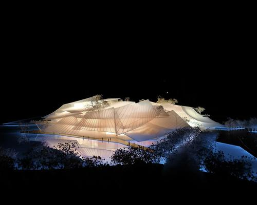 MAD is known for pushing the boundaries of construction design / Ma Yansong
