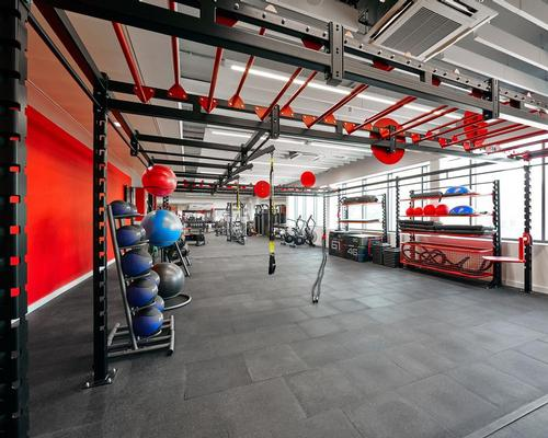 EXF worked with the Solent sport team to develop three bespoke training rigs