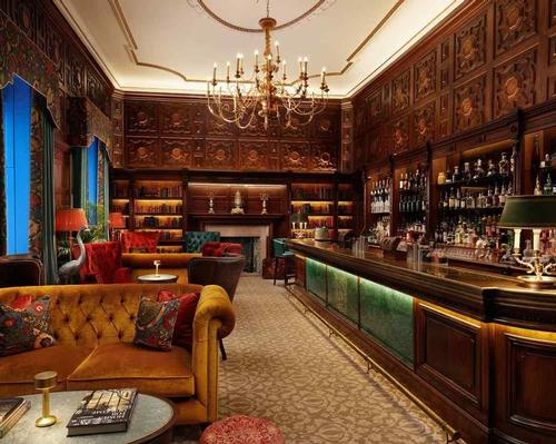 The hotel has joined Relais et Chateaux / Grantly Hall
