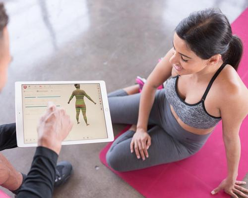 Styku 3D Body Scanner will allow trainers to perform full body scans on members, enabling them to create bespoke, results-driven fitness programmes tailored to the client's needs / Skyku