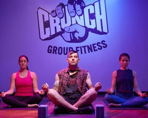 Crunch Fitness has 1.3m members across its 300 clubs / Crunch Fitness
