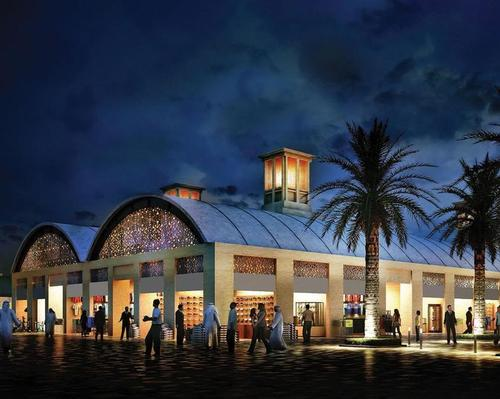 Dubai's The Night Market will be the largest such market in the world, with 5,300 shops, restaurants and cafes