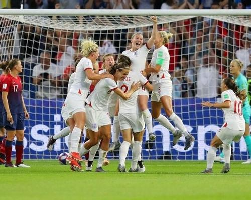 England's Lionesses progressed to the semi-finals before losing a tight match to the USA