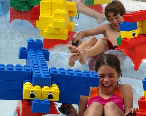 The waterpark is scheduled to open by the end of next year