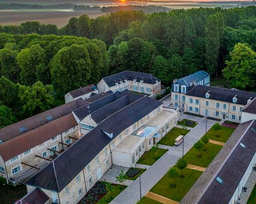 Hyatt opens 9th French property with 1,200sq m spa