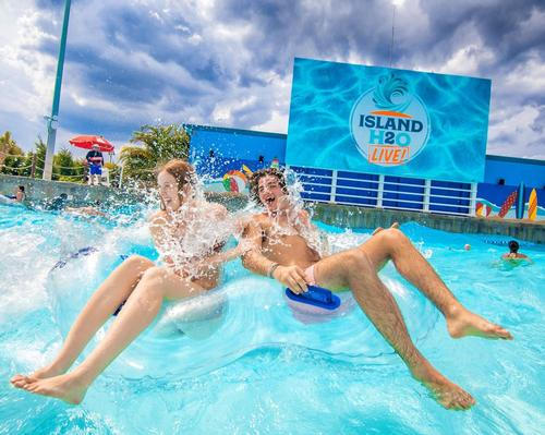 New Florida waterpark seeks guest engagement with Vantage technology ‏