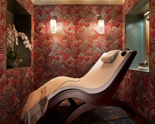 Located on the fourth floor of Six Senses Maxwell, the spa pods and relaxation rooms are decorated and furnished in line with the property's 19th century aesthetics