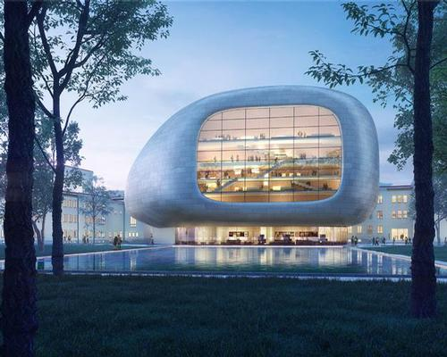 Steven Holl and Architecture Acts win competition for new Ostrava concert hall